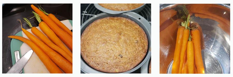 Jessica's Carrot Cake Recipe